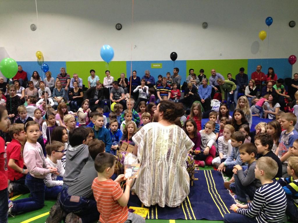 Hegyvidéki Szabadidősport Központ - Mikulás ünnepség 2015