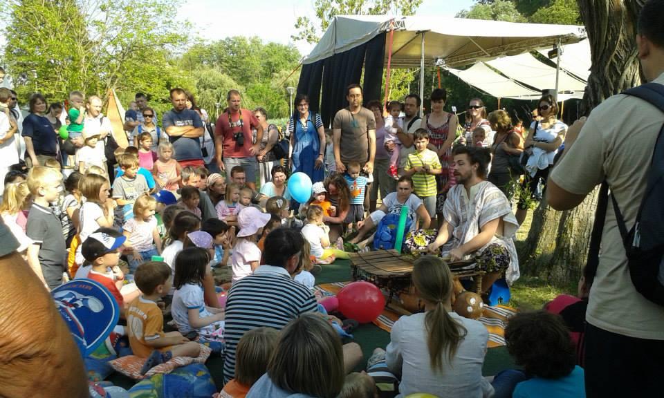 Kabóciádé Családi Fesztivál, Veszprém 2013