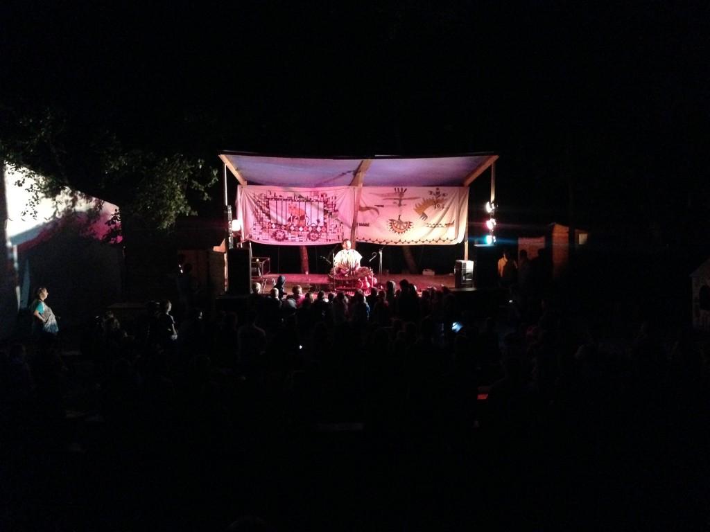 Székölykök Fesztivál, Ika Vára (RO), 2015 - Esti mese